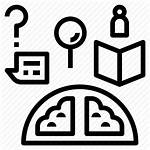 Knowledge Experience Learning Icon Study Icons Management