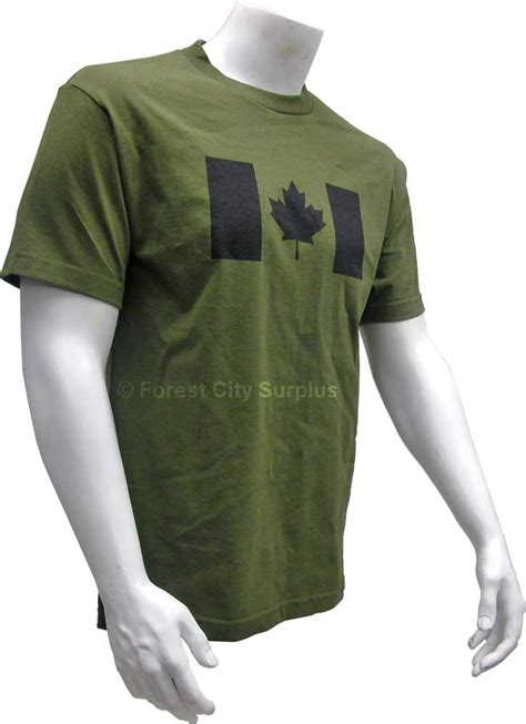 canadian army t shirts tank tops t shirts forest