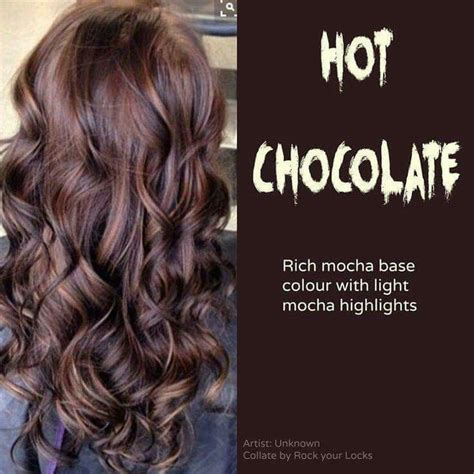 Rich Brown Hair With Caramel Highlights by 17 Best Ideas About Chocolate Hair Colors On