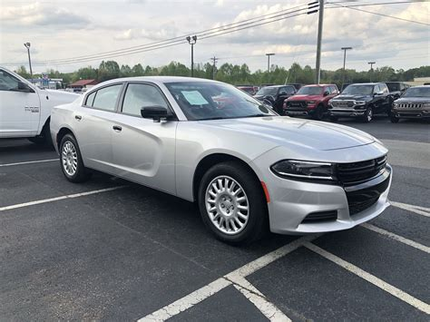 Jacky Jones Chrysler by Pre Owned 2018 Dodge Charger 4dr Car In Cleveland