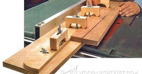adjustable tapering jig table  tips jigs  fixtures woodarchivistcom table