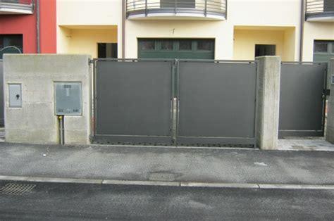 cancello  ferro moderno
