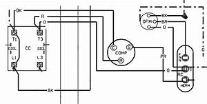 Wiring Diagram For Fedders A  C Condenser Fan Motor