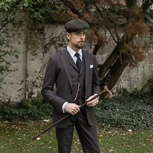 Die Herrenmode Der 20er Jahre Vintagebursche