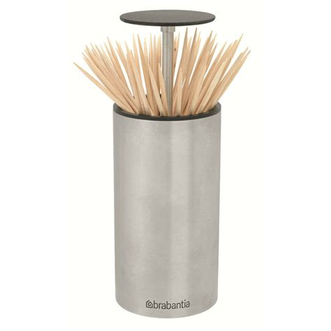 brabantia   stainless steel soft touch pop