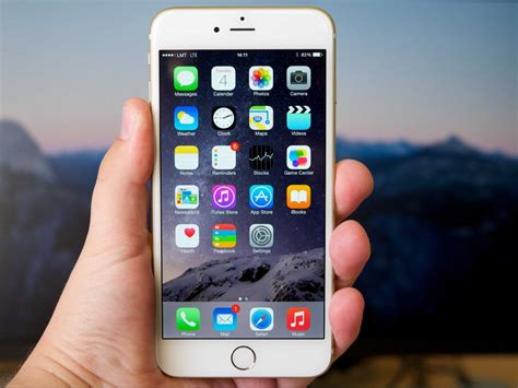 apple iphone update apple s new iphone update is the home screen 10142