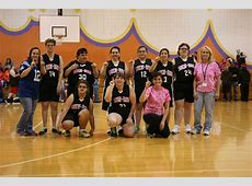 Women's Basketball Practice Special Olympics Indiana