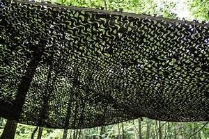Filet De Camouflage Renforcé : filet de camouflage avec filet anti chaleur original arm e ~ Dode.kayakingforconservation.com Idées de Décoration
