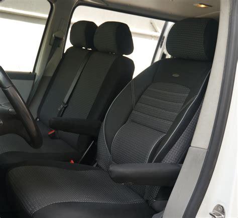 siege volkswagen housses de siège vw t6 transporter 6 sièges 2 1 3