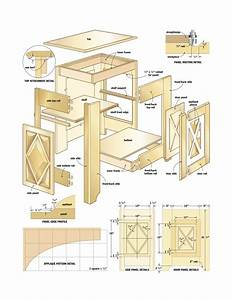 French-Canadian cabinet – Canadian Home Workshop