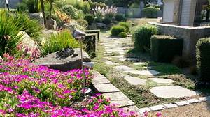 comment amenager jardin paysager With comment paysager son jardin