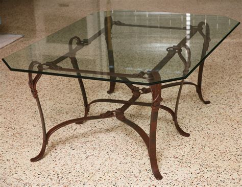Coffee Table: Excellent Decorative Wrought Iron Coffee Table Wrought Iron Coffee Table With Wood