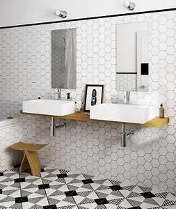 Carrelage Mural Hexagonal : carrelage hexagonal sol et mur petit format mat jacou pr s de montpellier b31 vente de ~ Carolinahurricanesstore.com Idées de Décoration