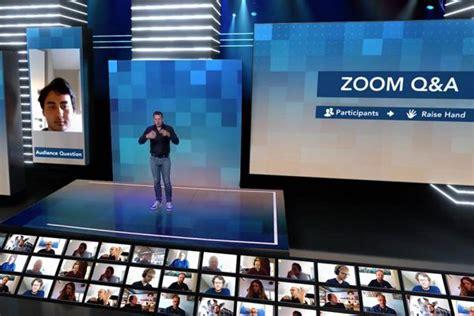 college club virtual event studio   virtual event chroma key