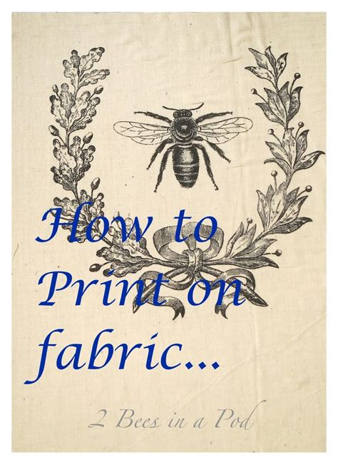 how do i print on fabric de 20 b 228 sta id 233 erna om printing on fabric p 229 pinterest tyg grundl 228 ggande om s 246 mnad och snedsl 229