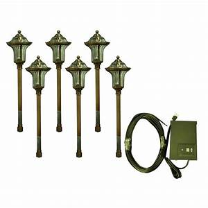 Portfolio light copper low voltage path
