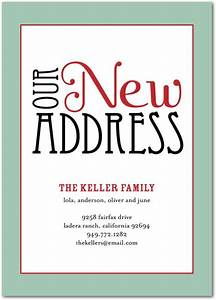 78 best ideas about new address announcement on pinterest With change of address announcement cards