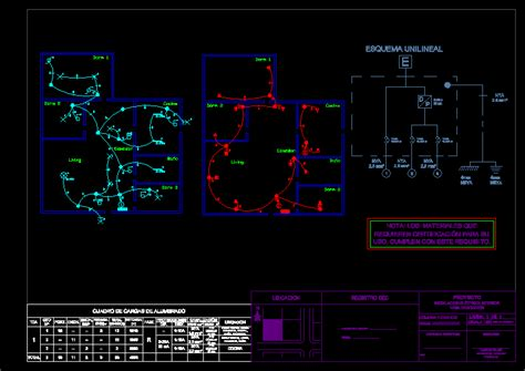 box auto dwg 70 m2 house electrical plan dwg plan for autocad designs cad