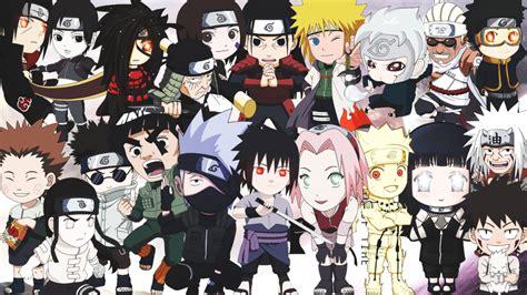 Naruto Chibi Wallpaper By K4shii On Deviantart