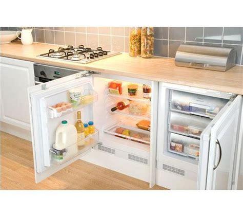 bl integrated undercounter fridge larder fridge
