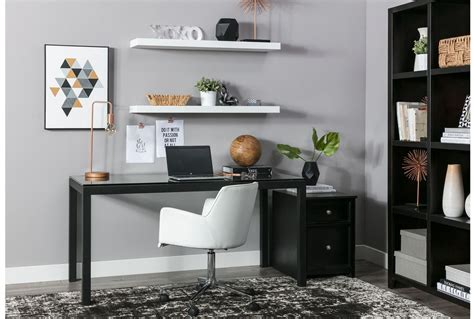 devin office chair living spaces