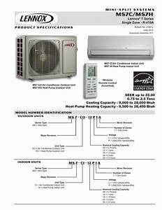 Lennox Mini Split Wiring Diagram