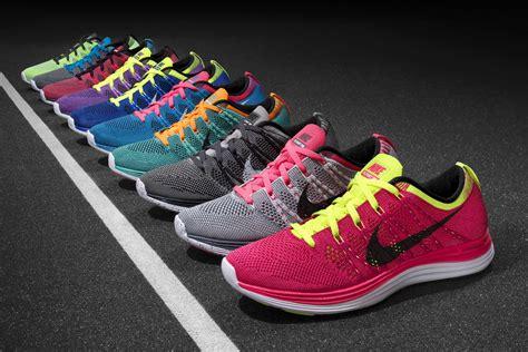 sepatu sport running nike flyknit nike running shoes understanding the nike line up