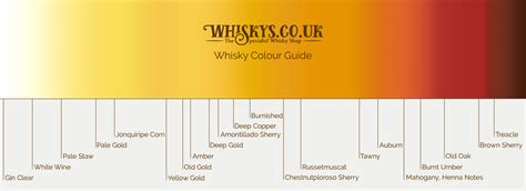 what color is whiskey how to taste whisky guide to nosing tasting whisky