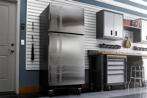 gladiator by whirlpool refrigerator the gladiator chillerator because your garage needs a