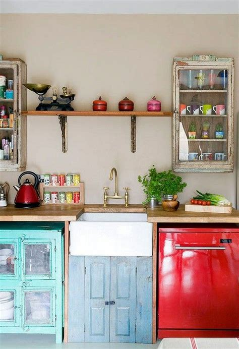 Change Kitchen Cupboard Doors by Eclectic Kitchen Decor That Will Change Your Kitchen Style