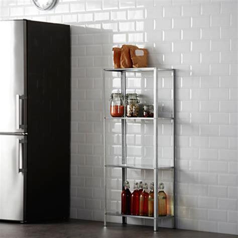 ikea shelves   kitchen kitchn