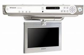 Polaroid Under Cabinet Tv Dvd Radio by Best Portable Audio Video Brand Polaroid Categories Reviews Kempimages