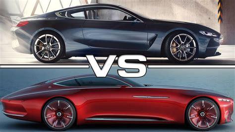 Exclusive Luxury Cars 2018 Bmw 8 Series Vs 2018 Vision