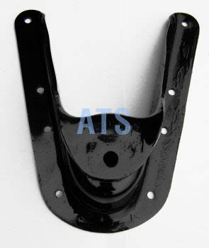 "Chevy Front Of Rear Leaf Spring Hanger, fits 2-1/2"" Wide ..."