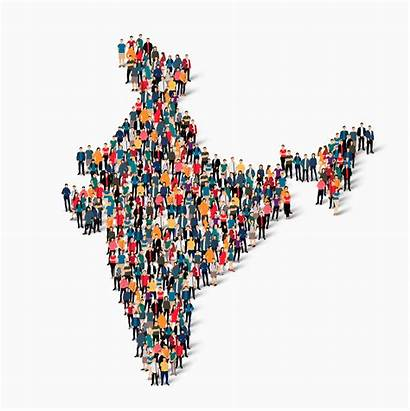 India Population Government Priorities Map Increasing Policy