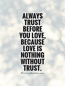 Love Quotes Images: love trust quotes images for ...