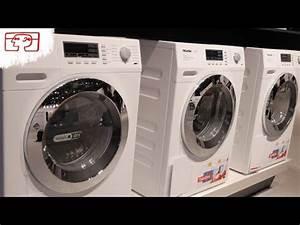 Miele W Classic Eco : miele waschmaschine videolike ~ Michelbontemps.com Haus und Dekorationen
