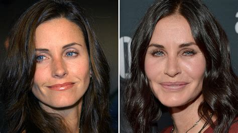 princess filler courteney cox 39 regrets 39 plastic surgery procedures nbc
