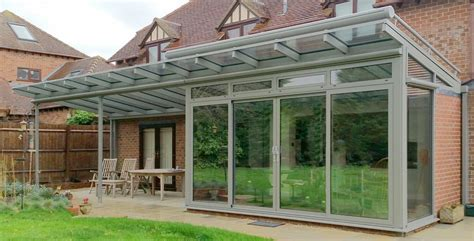 Fabricators of Aluminium Conservatories   Doors and