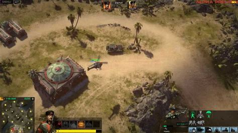 Command And Conquer Generals 2 Alpha Full Gameplay (hd