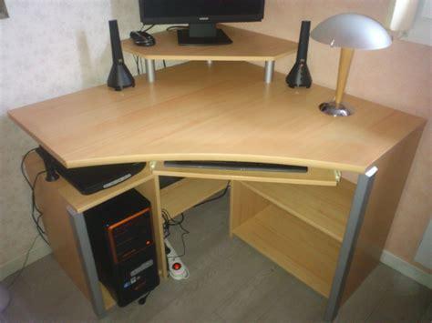 bureau informatique d angle bureau d 39 angle informatique