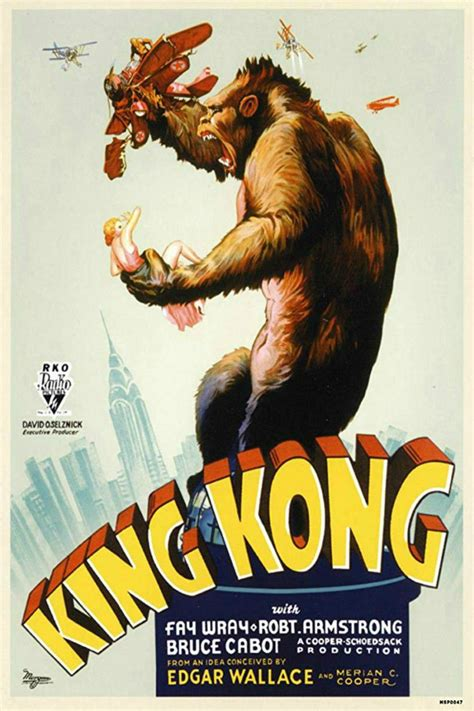 KING KONG 1933 How would you like to star opposite the
