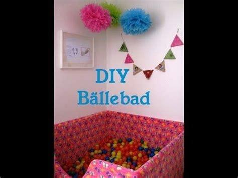 #diy #bällebad Für Ein Kinderzimmer  Spielzimmer Ideen