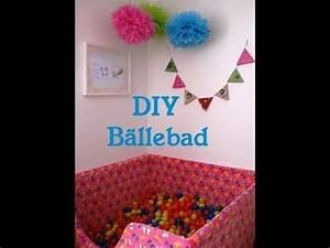 Spiele Für Kleinkinder Drinnen : diy b llebad f r ein kinderzimmer spielzimmer ideen pinterest baby diy for kids und ~ Frokenaadalensverden.com Haus und Dekorationen