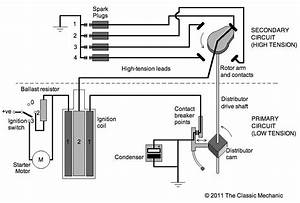 technical ignition condenser problems the hamb With capacitordischargeignitioncircuit basiccircuit circuit diagram