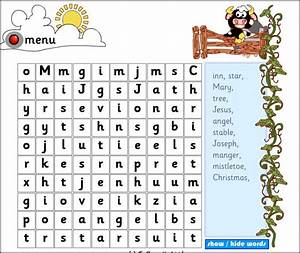 Dj Cow Christmas Word Search – Festival Collections