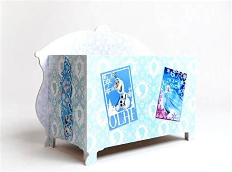 disney frozen toy jewellery box build decorate