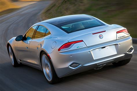 Fisker Automotive To Return With An Allelectric Car