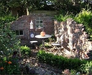 Alte Ziegelsteine Im Garten : alte ziegelsteinmauern im garten alte mauern im garten new ~ A.2002-acura-tl-radio.info Haus und Dekorationen