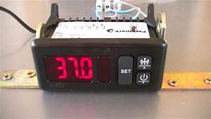 C U00f3mo Programar  Instalar  Ajustar Y Calibrar Termostato